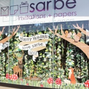 The Sarbe Woodlands – Christmas 2012