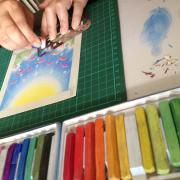atelier: Pastel Nagomi Art Workshops // Cocolo Colour