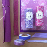 Radiant Orchid : Pantone Colour of the Year 2014