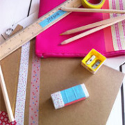 Decorate all your Stationery!
