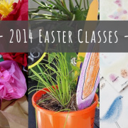 atelier: Easter Workshops