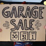 Garage Sale: 3 days only!